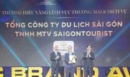 Saigontourist Group được trao tặng giải thưởng Thương hiệu Vàng TP HCM năm 2020