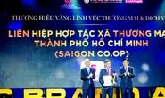 Saigon Co.op: nhà bán lẻ duy nhất là thương hiệu vàng của TP  HCM