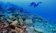 Tàu ma 1.800 tuổi chở nặng kho báu xuất hiện gần bờ biền Hy Lạp