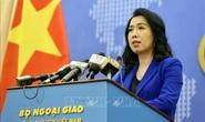 Việt Nam lên tiếng việc Trung Quốc thông qua Luật Cảnh sát biển