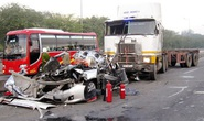 Ba ngày nghỉ Tết Dương lịch 2021, tai nạn giao thông làm 40 người tử vong