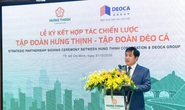 Tập đoàn Hưng Thịnh và Tập đoàn Đèo Cả ký kết hợp tác chiến lược