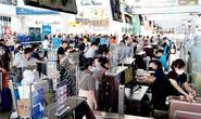 Khách nội địa qua sân bay Nội Bài ngày cao điểm Tết tăng 28,5%