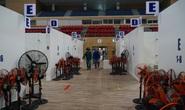 Tháo dỡ bệnh viện dã chiến điều trị Covid-19 ở Đà Nẵng để chuyển đi Hải Dương