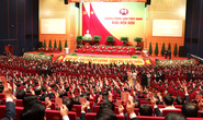 Đại hội XIII họp phiên bế mạc