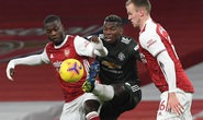 Mất lửa đại chiến, Arsenal và Man United trượt dài trên bảng xếp hạng