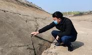 Kênh 4.300 tỉ đồng đứt gãy giữa mùa khô: Lộ nhiều điểm nứt, hư hỏng sau sự cố