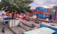 Khổ vì container tồn đọng ở cảng