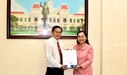 TP HCM: Ông Cao Thanh Bình được bổ nhiệm chức vụ mới