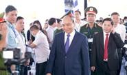 Thủ tướng vừa bấm nút khởi công xây dựng sân bay quốc tế Long Thành