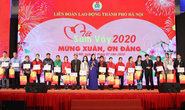 Hà Nội: Nhiều hoạt động chăm lo Tết cho đoàn viên khó khăn