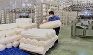 Doanh nghiệp Việt chi 180 tỉ đồng mở nhà máy làm nguyên liệu để sản xuất khẩu trang
