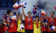 Bóng chuyền nữ Việt Nam: Mùa vắng những ngôi sao
