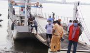 Vụ sạt lở trưa mùng 3 Tết ở Vĩnh Long: 10 hành khách trên phà rơi xuống sông Hậu