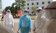 NÓNG: Cô gái 24 tuổi dương tính với SARS-CoV-2, là F1 của ca bệnh người Nhật Bản