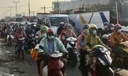 Mùng 5 Tết, người dân đổ về TP HCM, giao thông vẫn ngon lành
