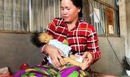 Nhói lòng bé trai 2 tháng tuổi mang 6 căn bệnh hiểm nghèo