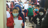 Hà Nội: Toàn bộ giáo viên, học sinh phải khai báo y tế sau kỳ nghỉ Tết