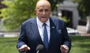 Ông Trump và luật sư riêng Giuliani đường ai nấy đi