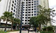CLIP: Phong toả khu căn hộ ở Hà Nội nơi phát hiện người đàn ông Hàn Quốc tử vong