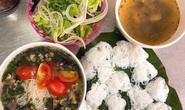 Bài dự thi Làm báo cùng Báo Người Lao Động: Đầu xuân đi ăn bún ốc ở Hà Nội