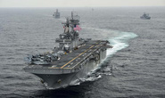 Bộ tứ gia tăng sức ép lên Trung Quốc trên biển Đông
