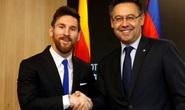Thể thao Tây Ban Nha rung chuyển vì lương bổng của Messi