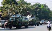 Myanmar: Căng thẳng gia tăng sau đảo chính