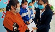 Trao 400 phần quà Tết cho công nhân nghèo ở Sóc Trăng