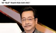 Hoài Linh gửi lời tiễn biệt NSND Hoàng Dũng gây xúc động