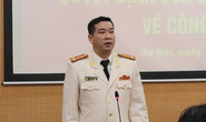 Trưởng phòng Cảnh sát kinh tế Hà Nội bị đình chỉ công tác