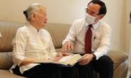 Bí thư Nguyễn Văn Nên thăm nguyên Thứ trưởng Bộ Y tế