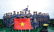 Bản lĩnh Cảnh sát biển Việt Nam