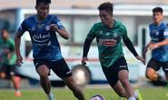 Thiếu quân xanh làm nóng cho V-League