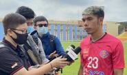 Cao Văn Triền ký hợp đồng trọn đời với Sài Gòn FC trước khi sang Nhật