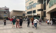 Cháy tại tầng cao chung cư Mipec Long Biên, cư dân tháo chạy