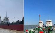 Gây cấn đường dây buôn bán xăng giả 'khủng, tìm thấy 2 tàu chống trả nhằm bỏ trốn