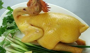 Món ăn ngày Tết: Cách luộc và tạo dáng gà cúng giao thừa
