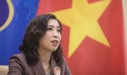 Người phát ngôn nói về đường lối đối ngoại của Đảng và Chính phủ Việt Nam với Trung Quốc