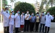 CLIP: Biệt đội chống Covid-19 Bệnh viện Chợ Rẫy lên đường chi viện Gia Lai