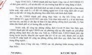 Thu hồi công văn yêu cầu cách ly công dân từ TP HCM, Bình Dương về quê ăn Tết