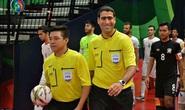 Trọng tài Trương Quốc Dũng tiếp tục điều hành tại World Cup Futsal