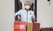 HLV Park Hang-seo nhận quà chúc Tết từ Thủ tướng Nguyễn Xuân Phúc