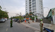 Bên trong một chung cư bị phong tỏa ở Gò Vấp vì Covid-19