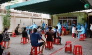 TP HCM: Khẩn cấp lấy mẫu xét nghiệm Covid-19 1.900 nhân khẩu tại khu Mả Lạng, quận 1