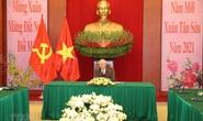 Tổng Bí thư, Chủ tịch nước Nguyễn Phú Trọng và Tổng Bí thư, Chủ tịch nước Trung Quốc điện đàm