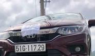 """Bị CSGT dừng xe vì vi phạm tốc độ, tài xế livestream """"kêu oan"""""""