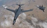 Máy bay ném bom B-1 của Mỹ gởi thông điệp đến Nga
