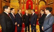 Tổng Bí thư, Chủ tịch nước Nguyễn Phú Trọng chủ trì gặp mặt, chúc Tết