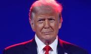 Ông Trump tái xuất, ám chỉ tái tranh cử